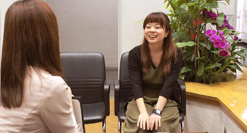 インタビュー:宮城亜紀フォト