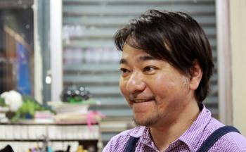 インタビュー:名嘉一フォト2