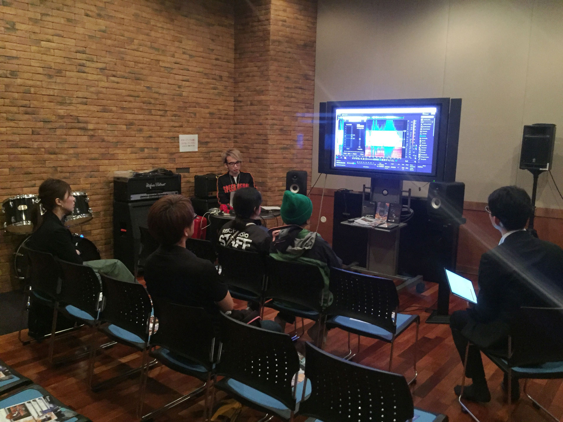 2018沖縄放送・舞台・総合機器展(会場写真)